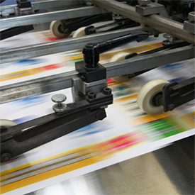 Offset UV Print Heidelberg