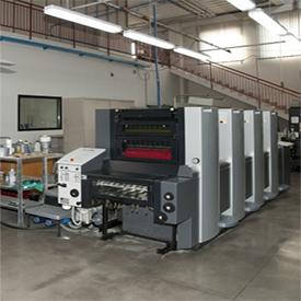 Offset Printing Heidelberg