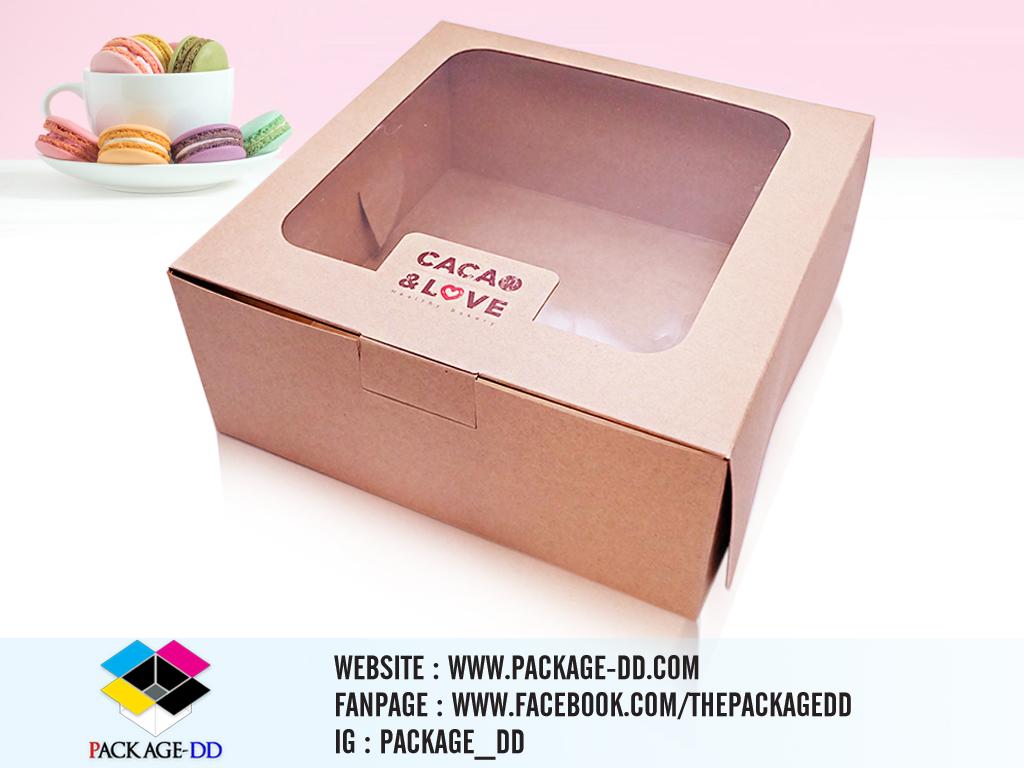ผลิตกล่องขนม -COCAO8
