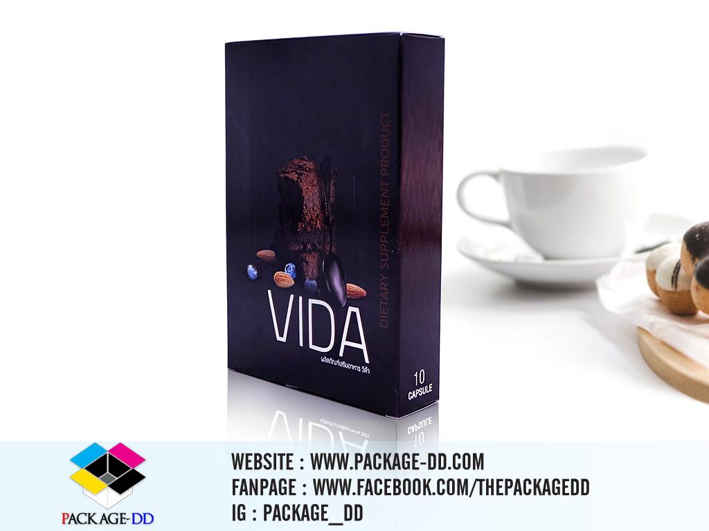 โรงงาน รับผลิตกล่องอาหารเสริม จ.ชลบุรี -VIDA2