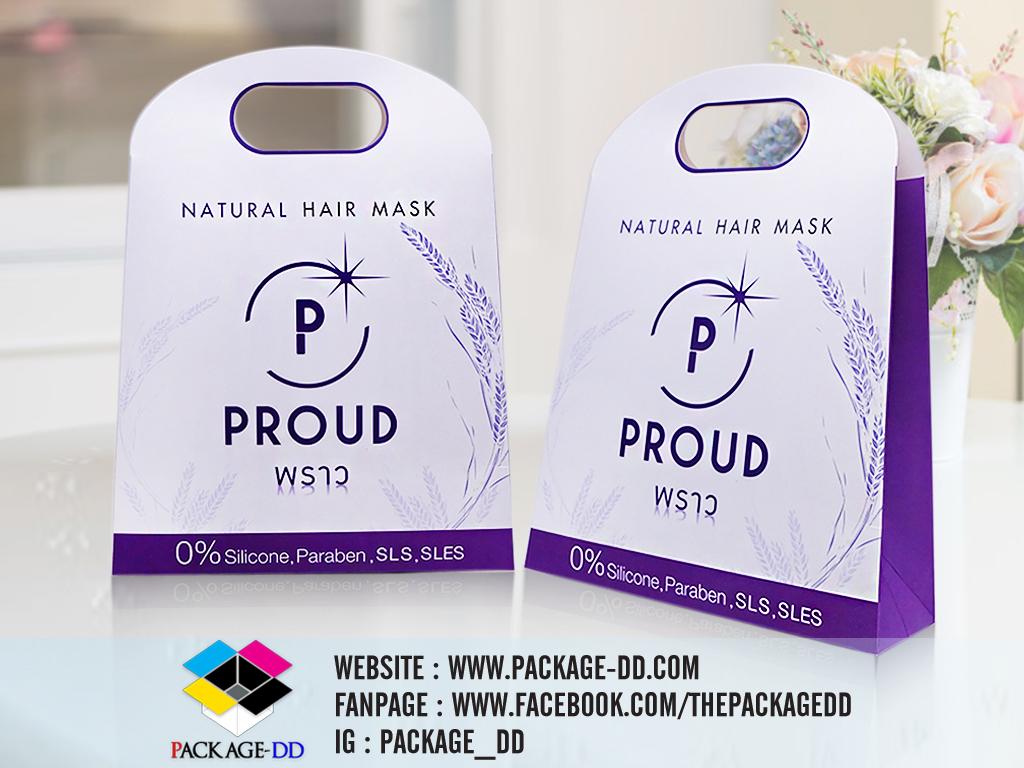 โรงงาน รับผลิตถุงกระดาษ PROUD1