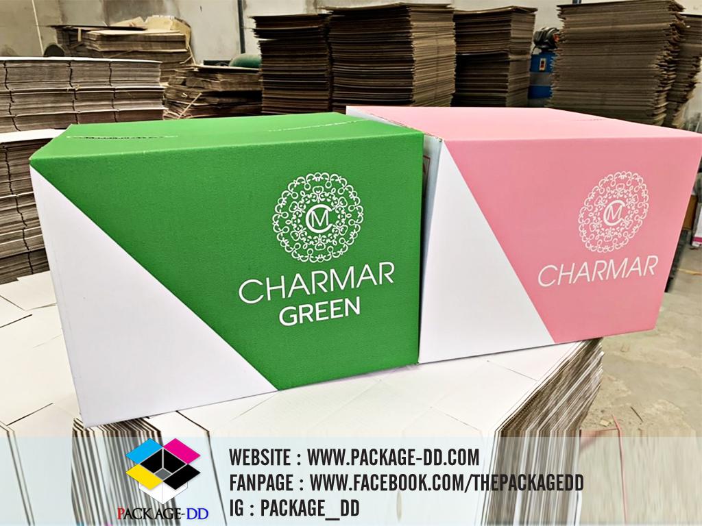 บริษัทรับ ผลิตกล่องลูกฟูก-charmar2