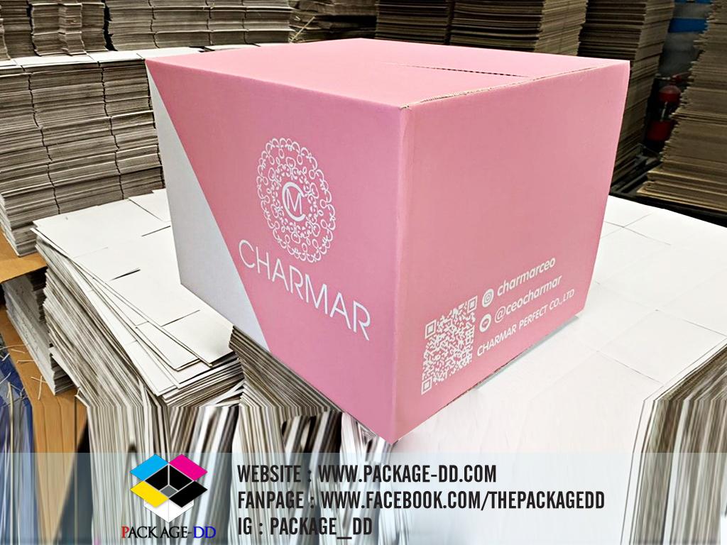 โรงงานรับ ผลิตกล่องลูกฟูก -charmar3