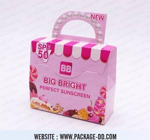 กล่องครีม BB Pink